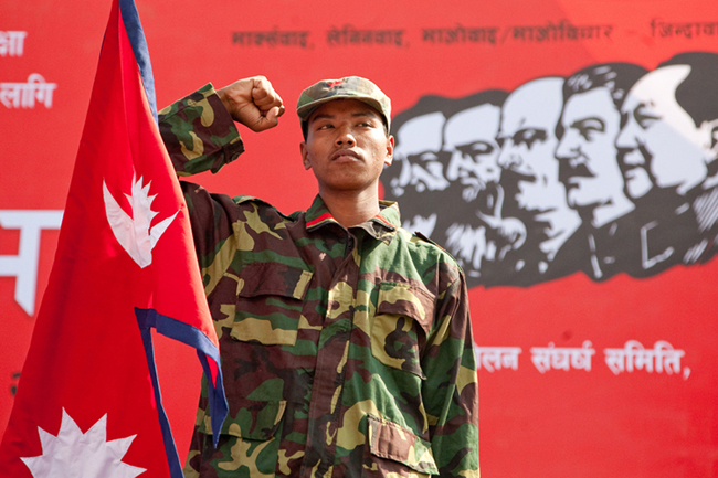 On the causes of the civil war in Nepal and the role of the Communist Party of Nepal (Maoist)